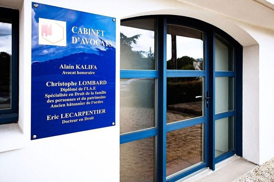 Lombard christophe avocat 37 rue lib ration 56400 auray - Ouvrir un cabinet de gestion de patrimoine ...