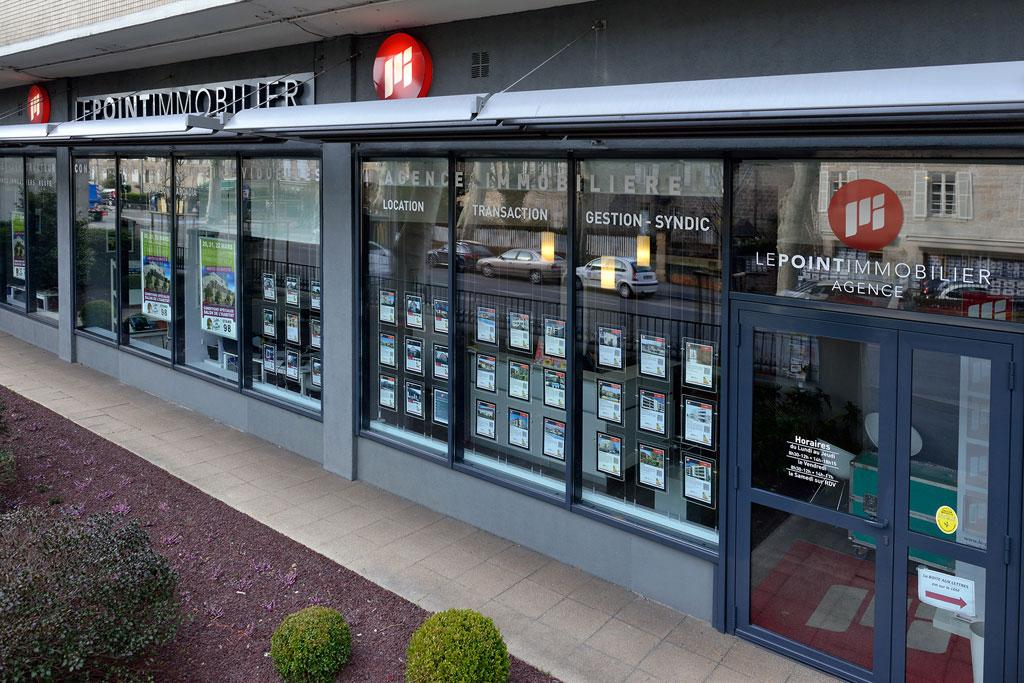 Le point immobilier agence agence immobili re 29 for Agence immeuble