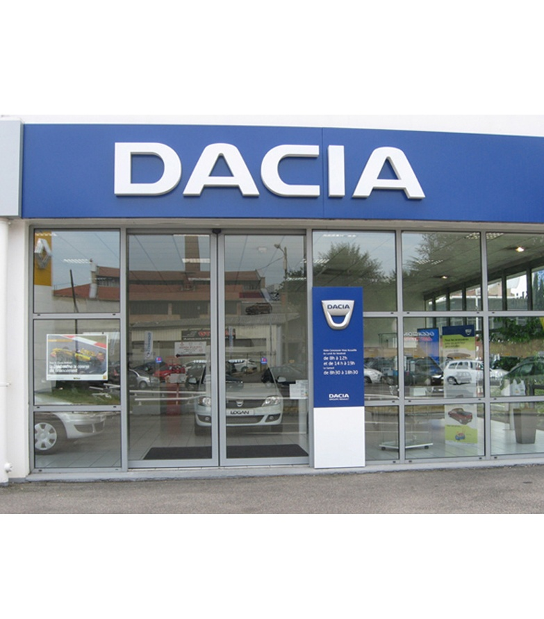 Dacia lille la madeleine garage automobile 140 avenue for Renault garage lille