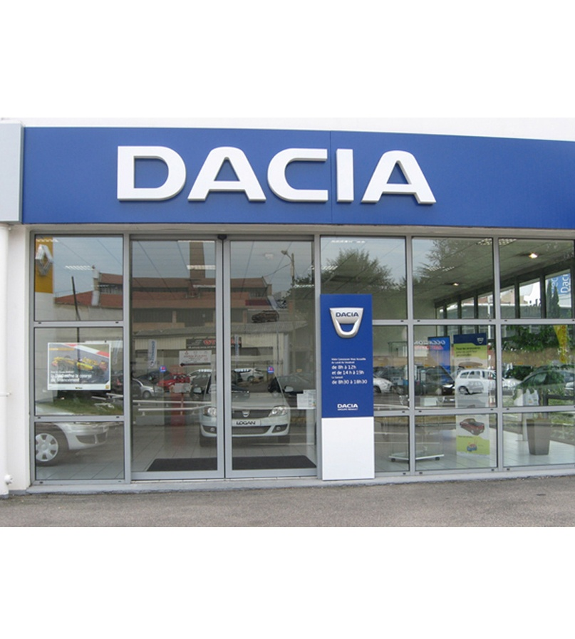 Dacia pantin garage automobile 13 avenue du g n ral for Garage automobile paris 13