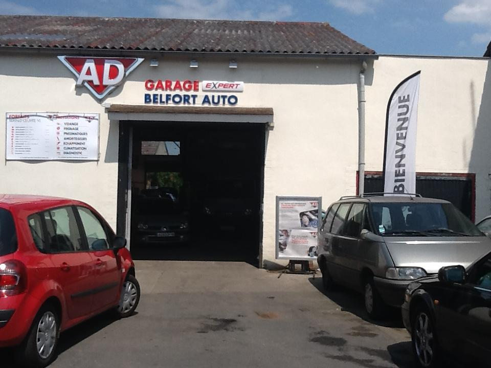 Belfort automobile d pannage garage automobile 24 rue for Garage mercedes mantes
