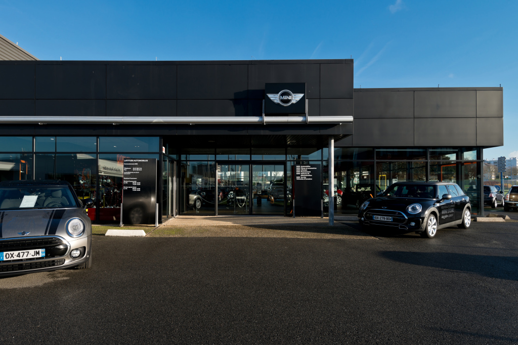 bmw littoral automobiles concessionnaire garage