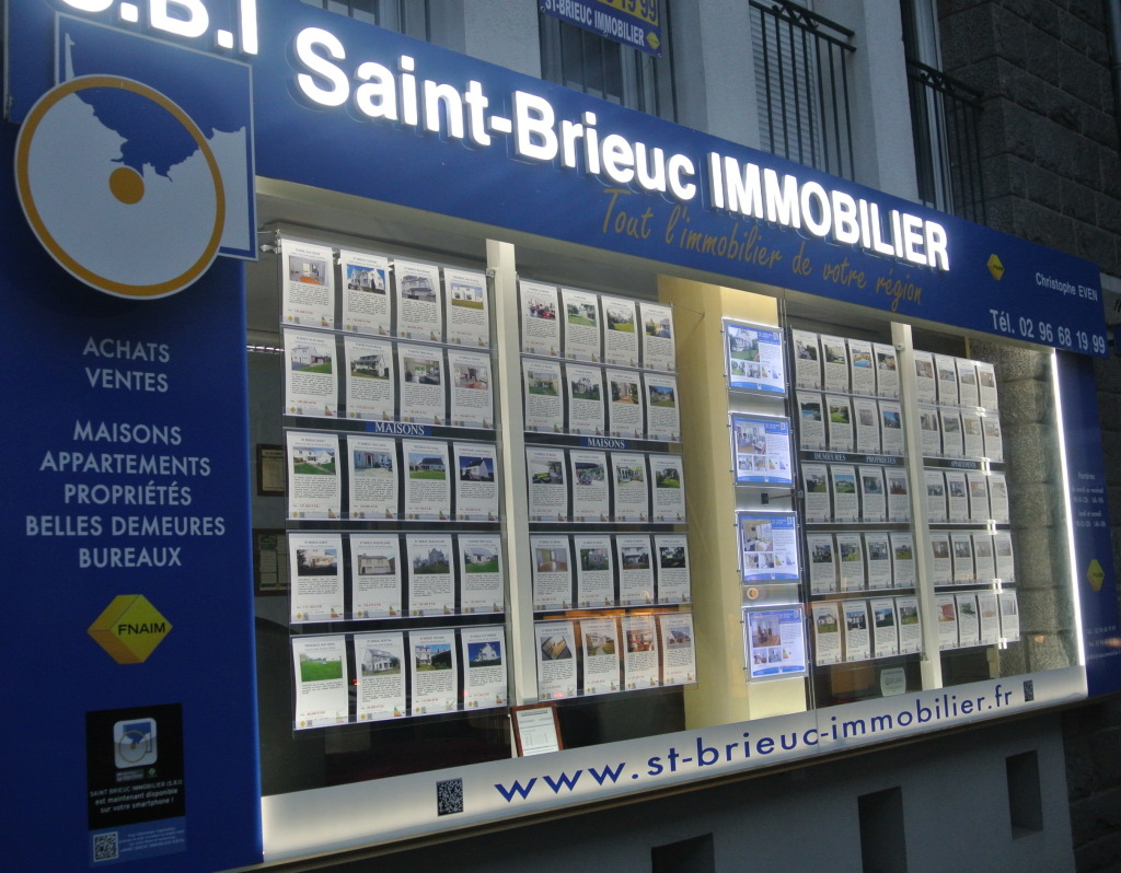 Fnaim saint brieuc immobilier agence immobili re 4 rue for Agence fnaim