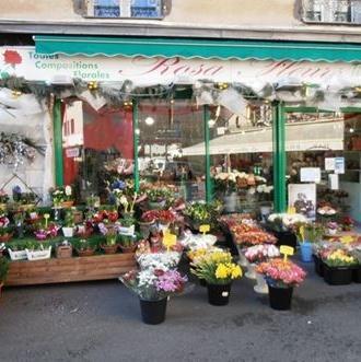 Rosa Fleurs - Fleuriste - Clermont-Ferrand