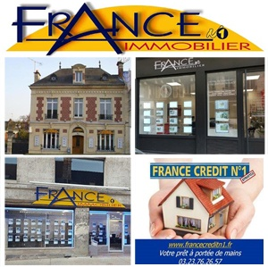 France n1 immobilier agence immobili re 37 rue g n ral for Agence immobiliere 37