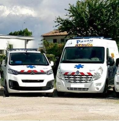 Ambulances Payan - Ambulance - Valence