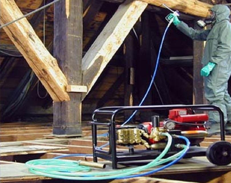 Cch Centre Conseil Habitat - Traitement des bois - Chaumont