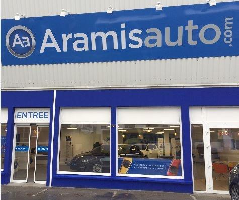 Aramisauto - Concessionnaire automobile - Brest