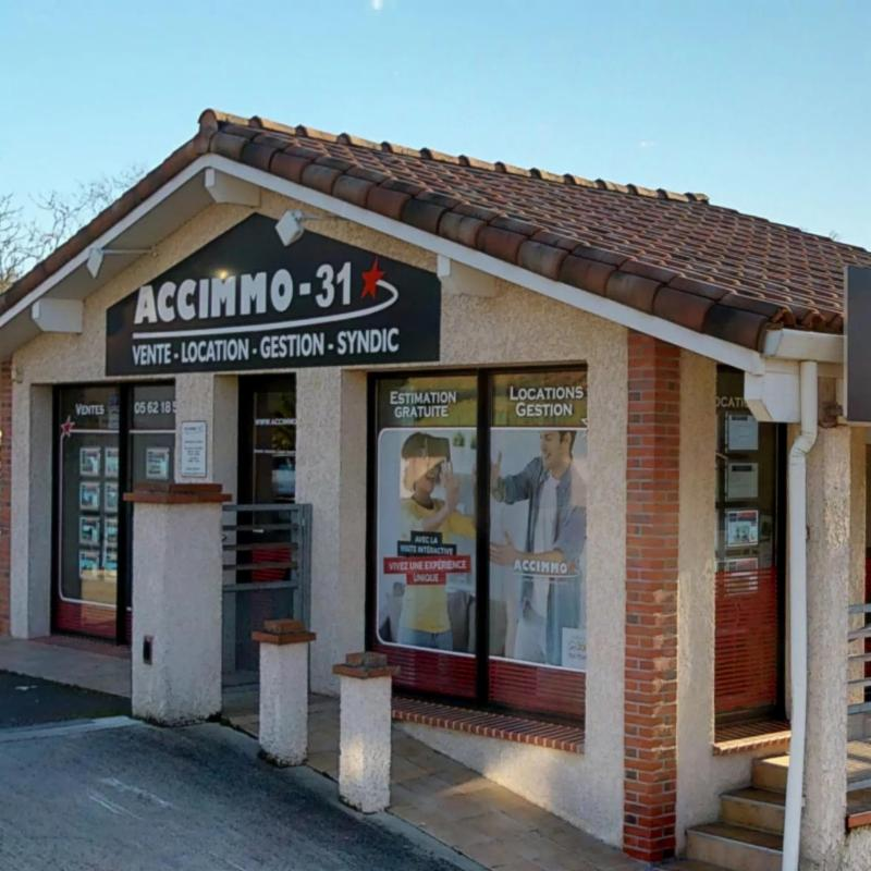 Accimmo 31 agence immobili re all e de l 39 eglise 31280 for Agence immobiliere 31