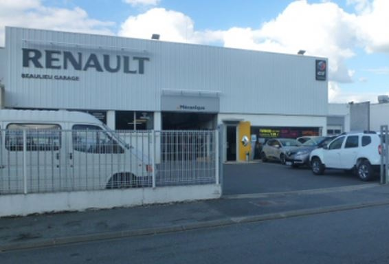 beaulieu garage sarl garage automobile 10 rue des fr res lumi re 86000 poitiers adresse. Black Bedroom Furniture Sets. Home Design Ideas