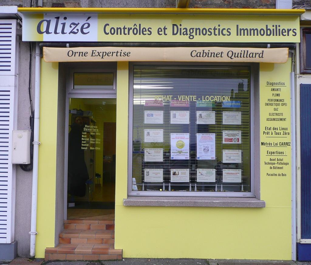 alize orne expertise diagnostic immobilier 33 rue messei 61100 flers adresse horaire. Black Bedroom Furniture Sets. Home Design Ideas