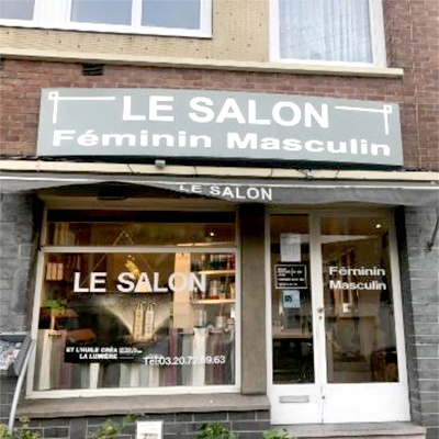 Le salon coiffeur 192 rue du quesne 59700 marcq en for Salon marcq en baroeul