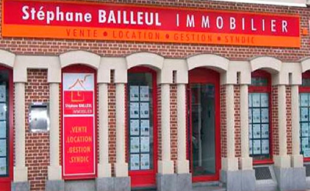 St phane bailleul immobilier agence immobili re 193 rue for Location garage loos 59120