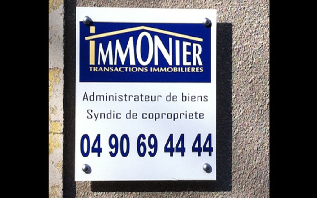Agence immonier agence immobili re 176 avenue charles for Agence immobiliere orange