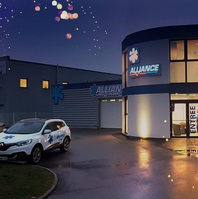 Alliance Ambulance La Déodatienne SOS - Ambulance - Saint-Dié-des-Vosges