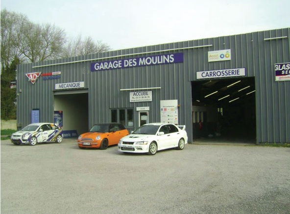 Carrosserie des moulins garage automobile 58 rue fort for Garage hyundai moulins