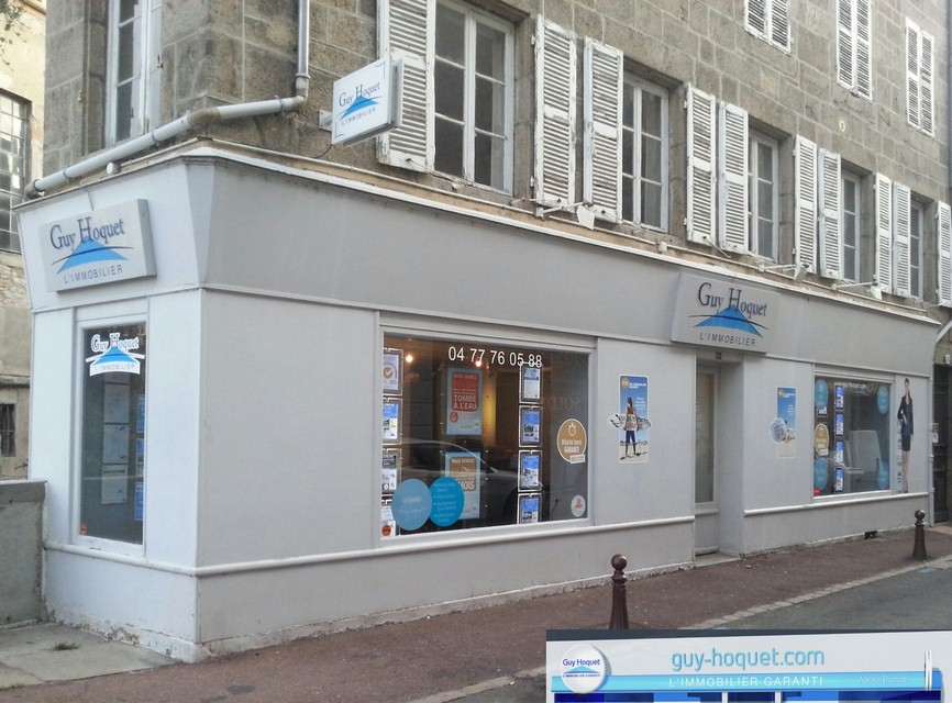 Guy hoquet l 39 immobilier agence immobili re 32 rue saint for Agence immobiliere guy hoquet