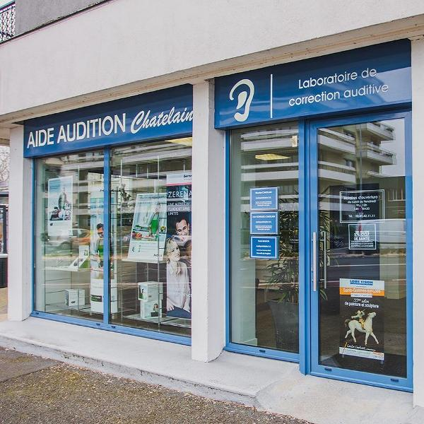 Aac - Aide Audition Chatelain - Audioprothésiste - Angers
