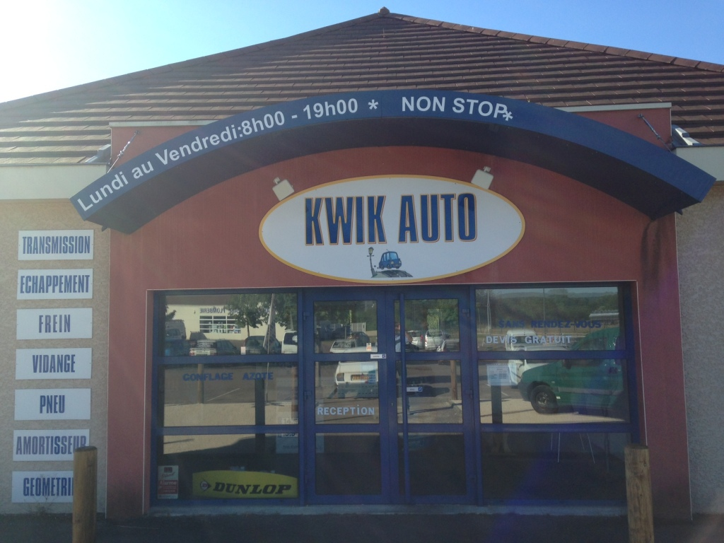 kwik auto garage automobile 17 rue buffon 21200 beaune adresse horaire. Black Bedroom Furniture Sets. Home Design Ideas