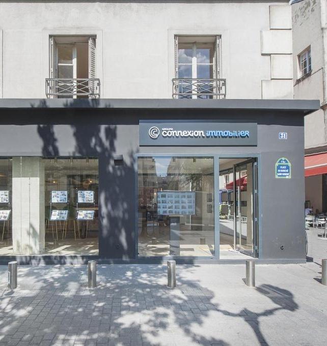 Connexion Immobilier SAINT VINCENT Paris 10 - Agence immobilière - Paris