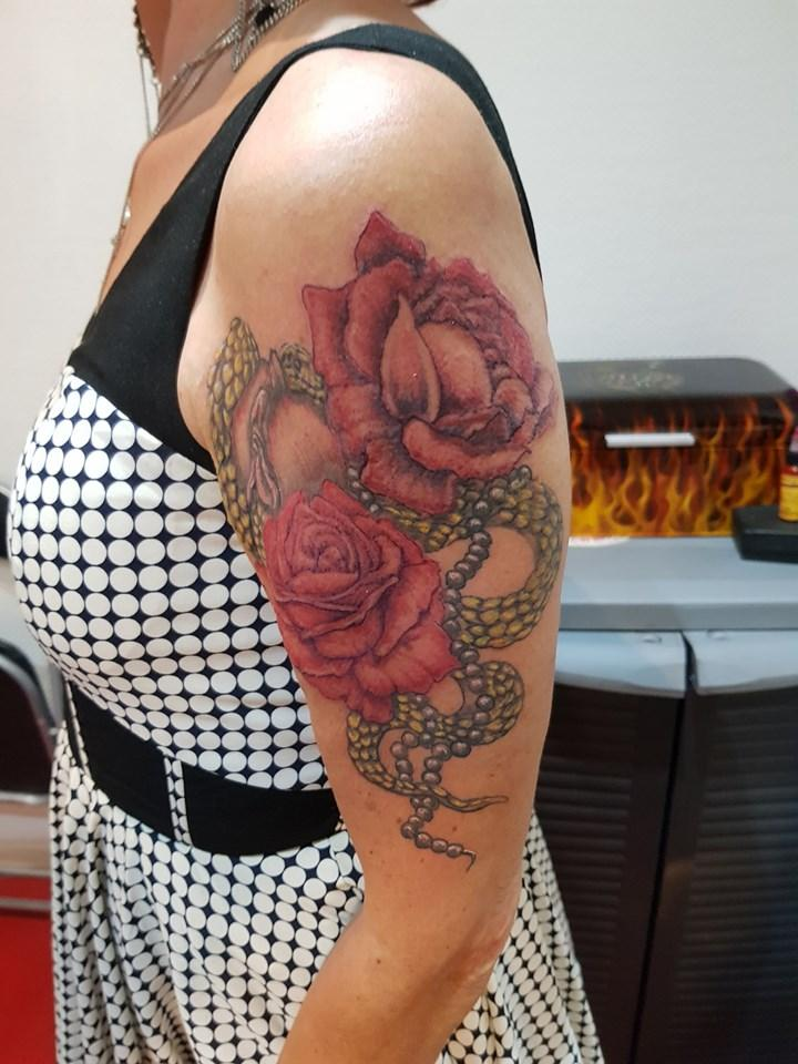 A Raok Tattoo Tatouages 82 Av Camille Pujol 31000 Toulouse Adresse Horaire