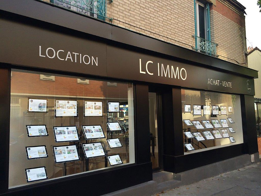 lc immo rigollots agence immobili re 81 bis rue dalayrac 94120 fontenay sous bois adresse. Black Bedroom Furniture Sets. Home Design Ideas