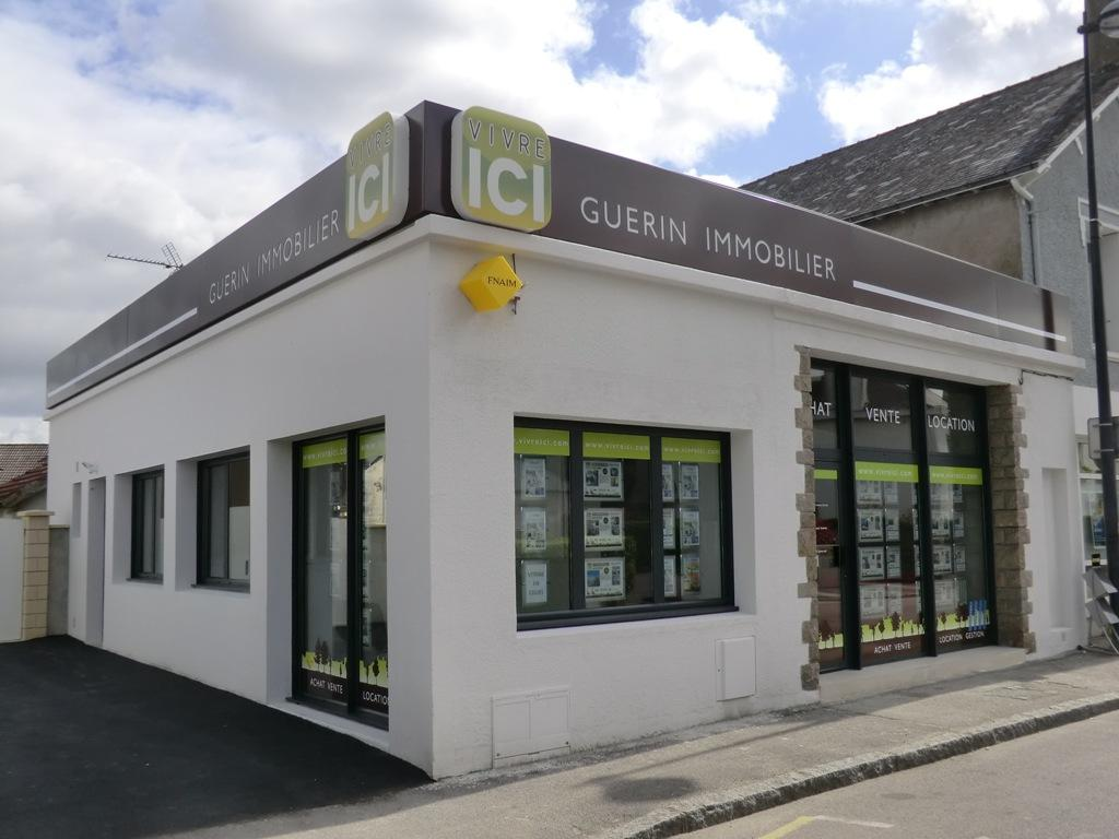Vivre ici guerin immobilier agence immobili re 23 bis for Immo immobilier