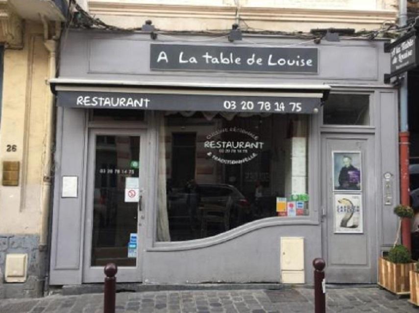 A la Table de Louise - Spécialités gastronomiques régionales - Lille