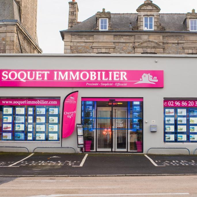 Soquet immobilier agence immobili re 59 rue brest 22100 for Agence immobiliere 59