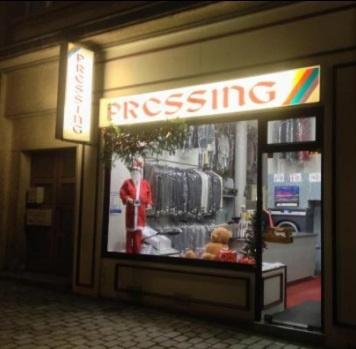 Pressing Collette - Pressing - Saint-Lô