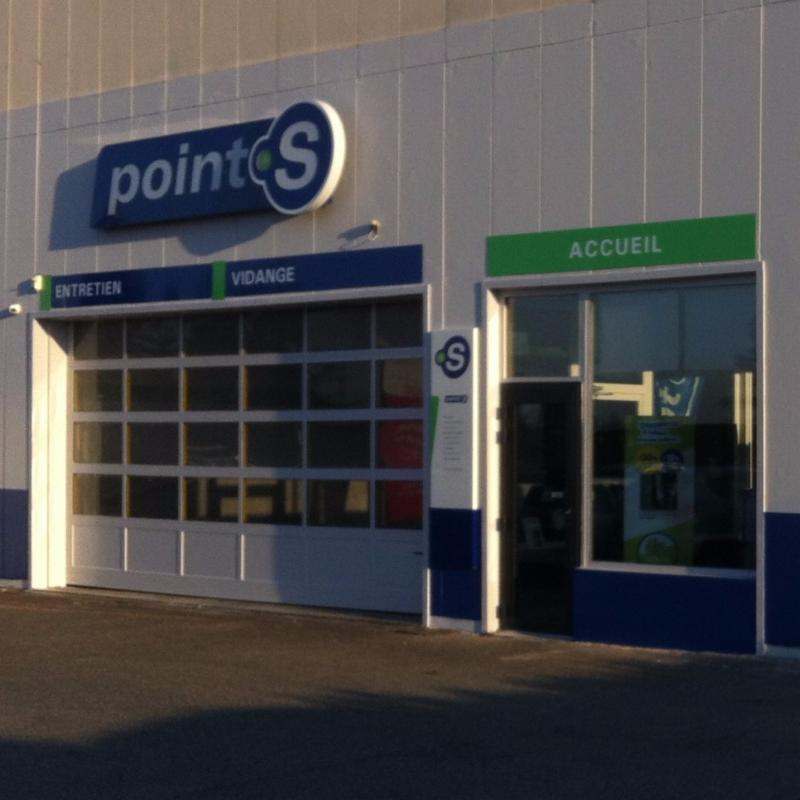 online for sale lowest discount presenting Point S - Garage automobile, boulevard Gustave André 26000 ...
