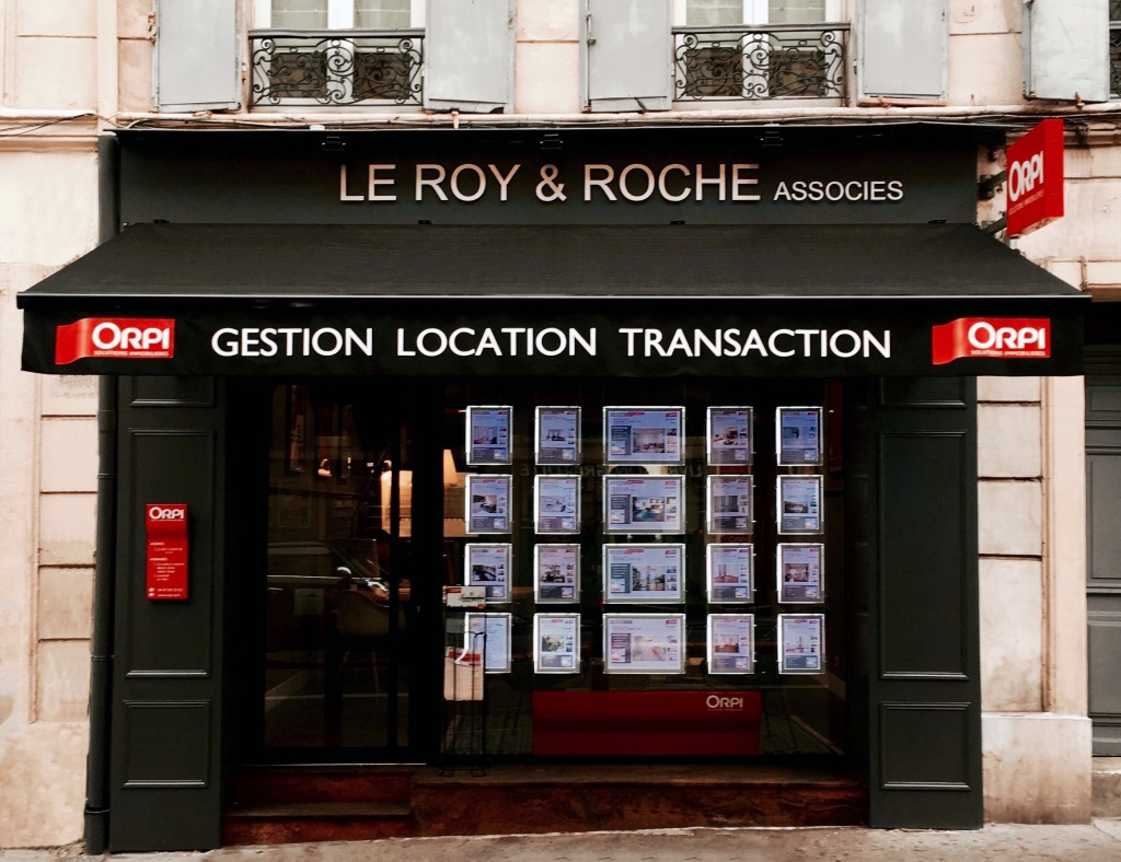 Orpi le roy roche associ s agence immobili re 217 rue for Agence immobiliere 13006