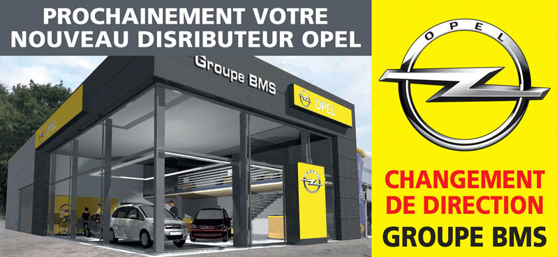 groupe bms garage automobile 78 avenue philippe rochat ForGarage Opel Frejus
