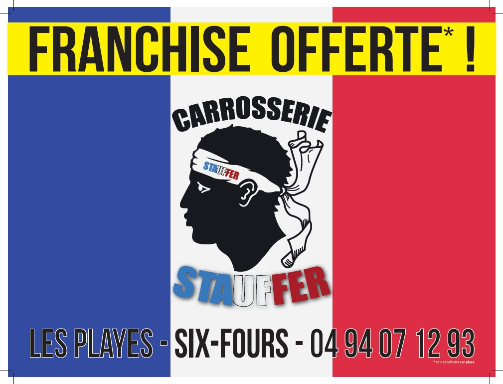 Carrosserie stauffer six fours les plages adresse for Horaire piscine six fours