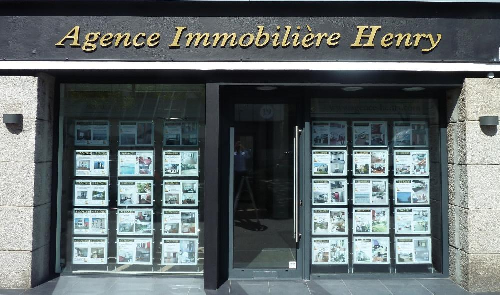 agence immobili re henry agence immobili re 19 avenue georges clemenceau 29200 brest. Black Bedroom Furniture Sets. Home Design Ideas