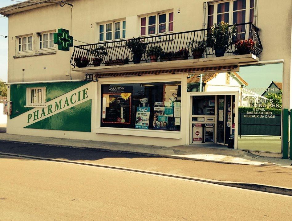 Pharmacie Herrgott - Pharmacie - Troyes