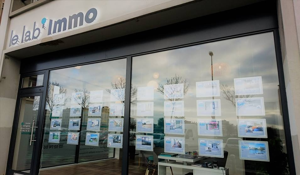 Le lab immo agence immobili re 23 quai george v 76600 for Agence immobiliere 86