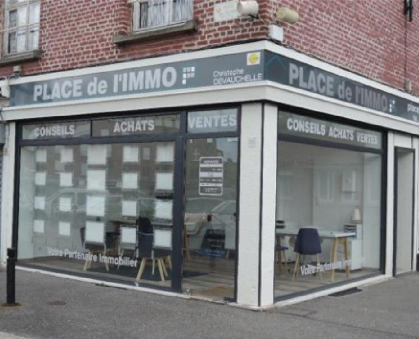 Place de l 39 immo agence immobili re 59 place max lejeune for Agence immobiliere 59