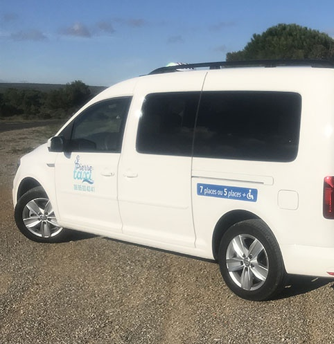 St Pierre Taxi - Taxi - Narbonne