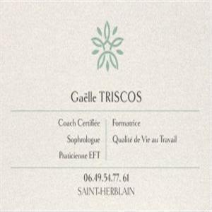 Gaëlle Triscos - Sophrologie - Nantes