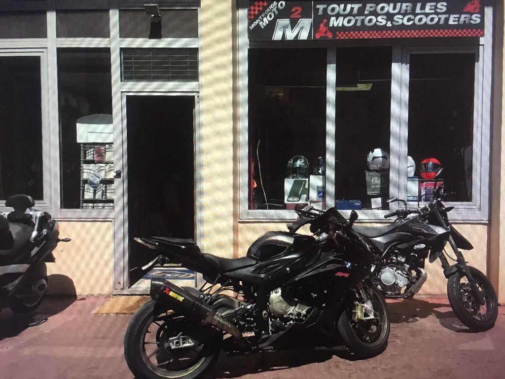 2 m montrouge moto v tements et accessoires de for Hotel avec garage moto