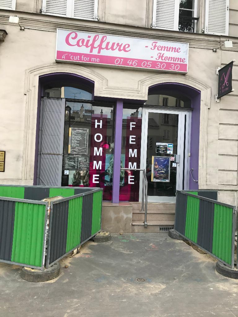 A cut for me coiffeur 3 avenue mar chal de lattre de for Tchip coiffure boulogne billancourt