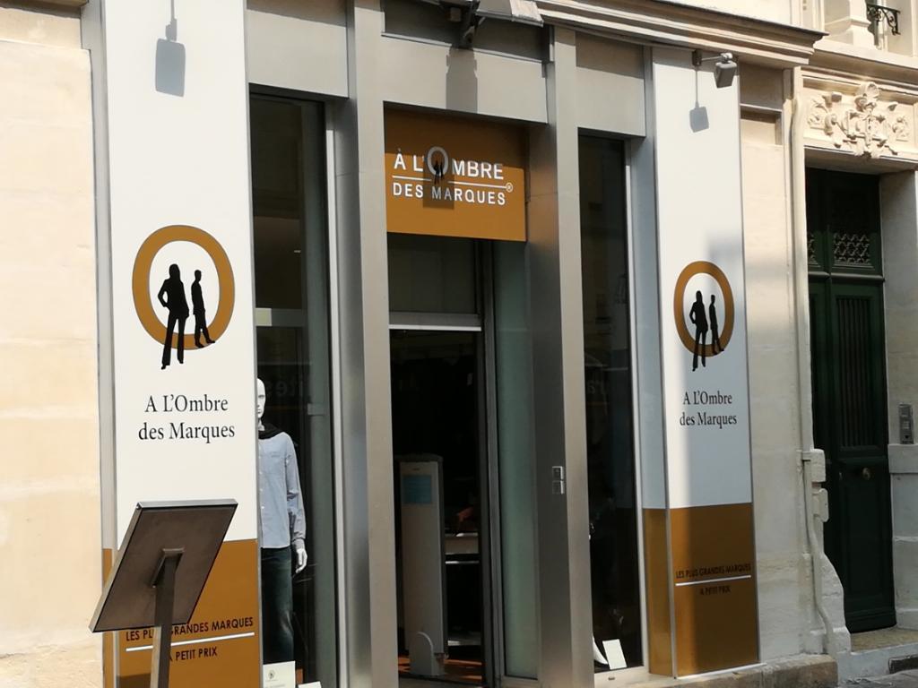 ce0b6695af7d1 A l'Ombre des Marques Poitiers - Magasins de vêtement (adresse, horaires,  avis)