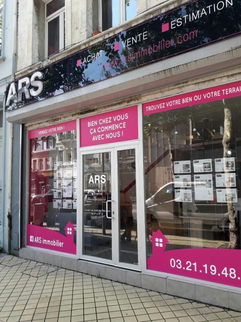 A r s immobilier agence immobili re 144 boulevard la for Agence immobiliere calais