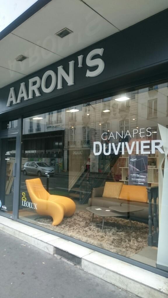 sarl aaron 39 s magasin de meubles 23 rue faubourg saint antoine 75011 paris adresse horaire. Black Bedroom Furniture Sets. Home Design Ideas