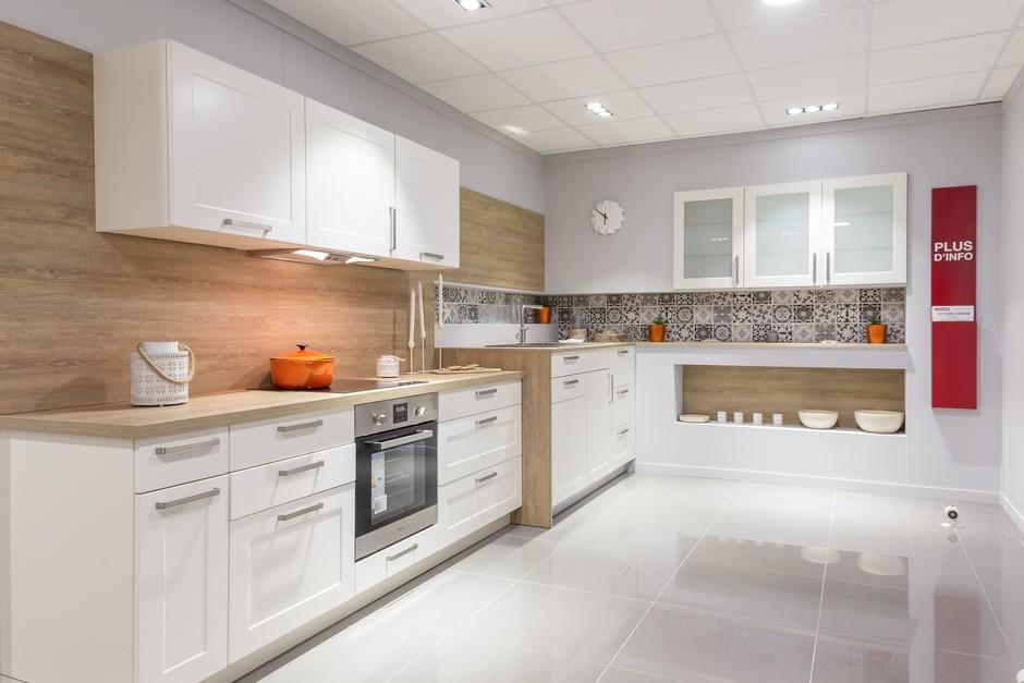 mobalpa merignac finest cuisine client cuisine blanche et. Black Bedroom Furniture Sets. Home Design Ideas