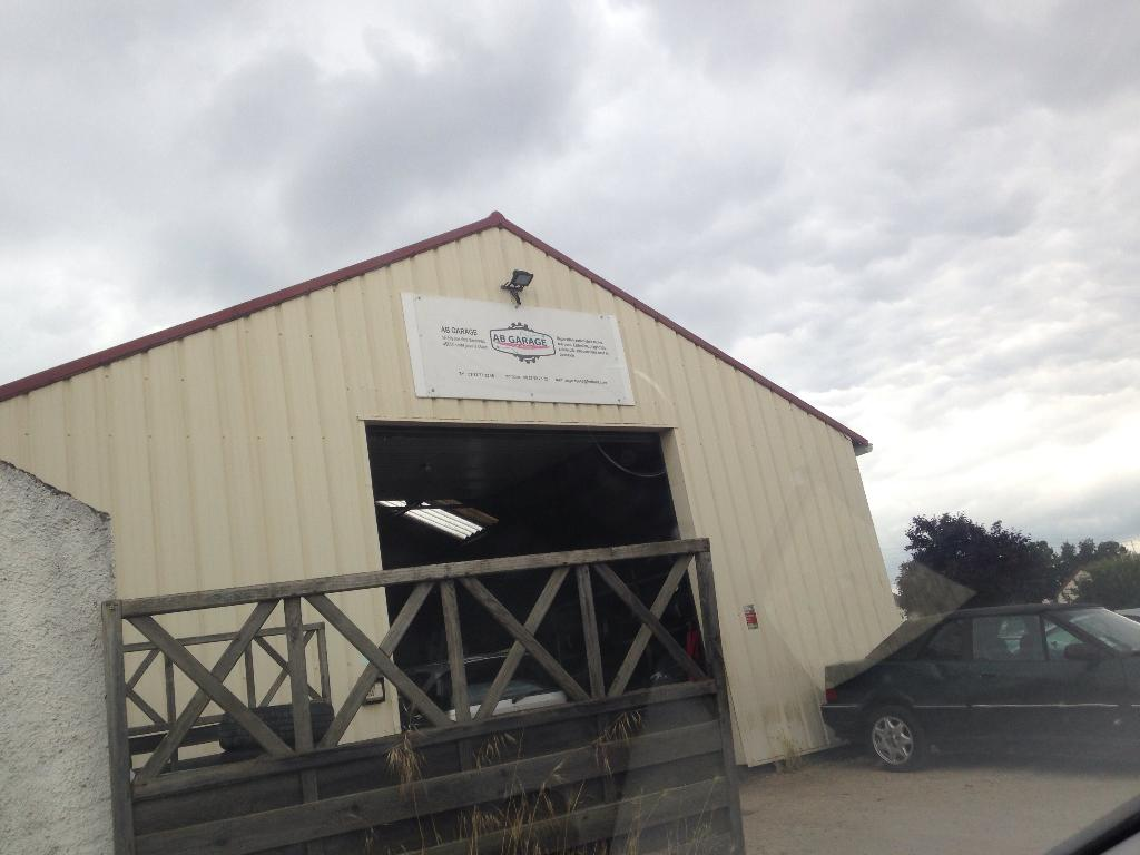 Ab Garage Saint Jean Le Blanc