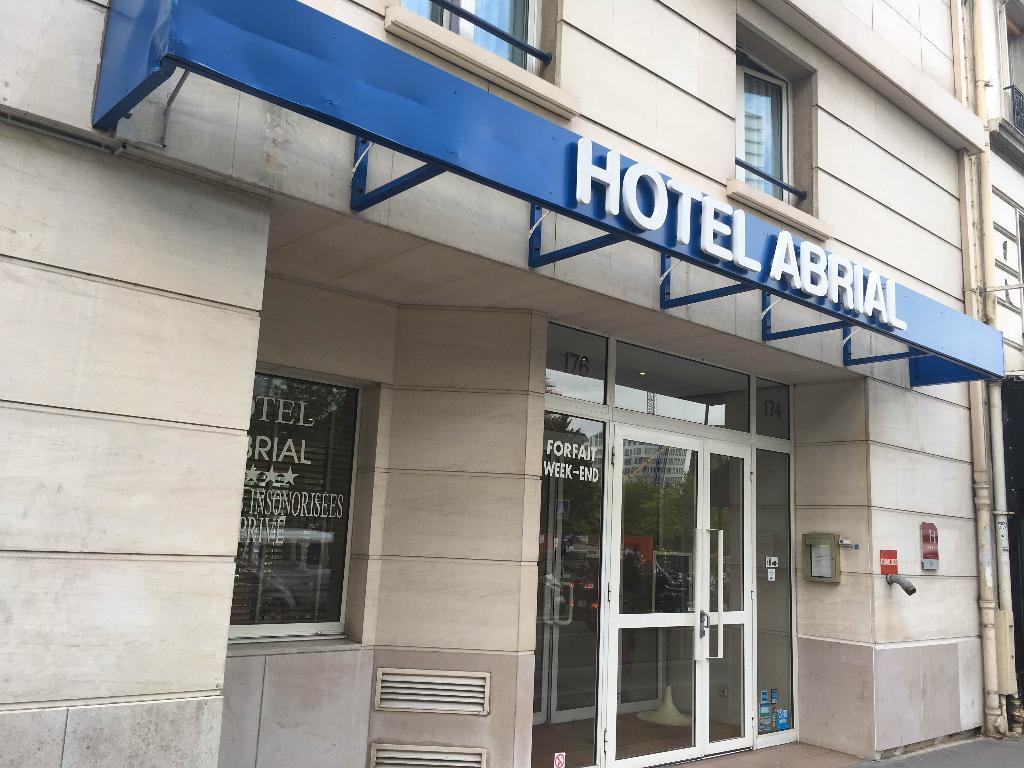 Abrial Hôtel - Hôtel, 176 rue Cardinet 75017 Paris - Adresse, Horaire