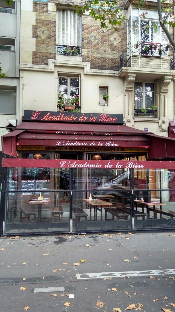 Academie de la biere restaurant 88 bis boulevard de port royal 75005 paris adresse horaire - Boulevard du port royal paris ...