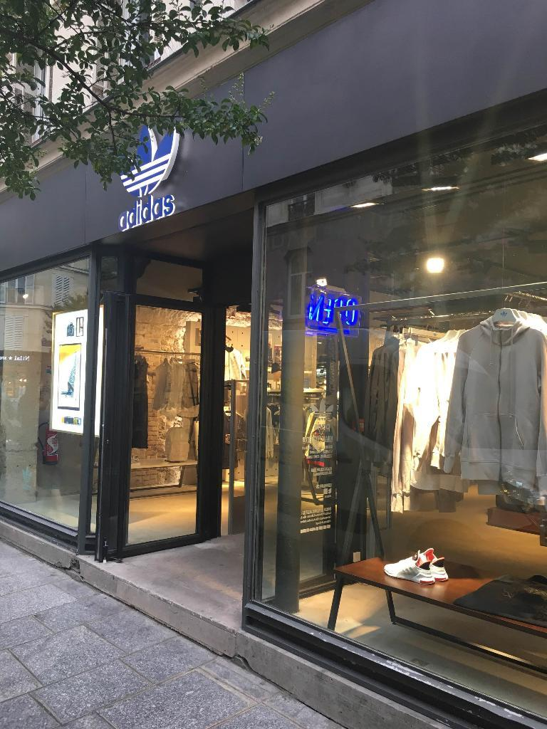 adidas original store paris